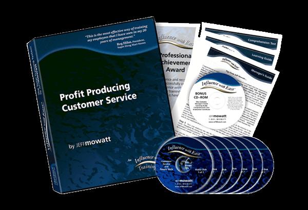 Profit Producing Customer Service