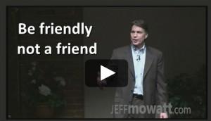 Be Friendly2