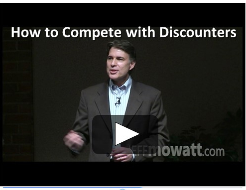 Compete with Discounters