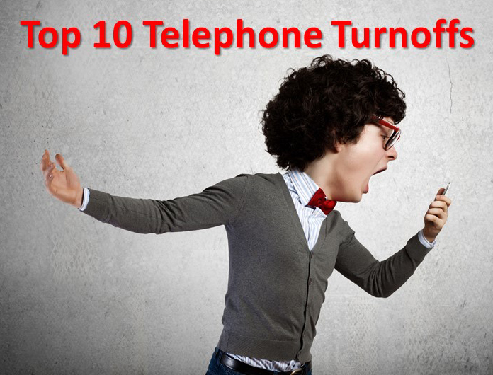 Telephone turnoff