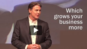Jeff Mowatt video, grow your business more
