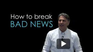 How to Break Bad News to Customers, Jeff Mowatt